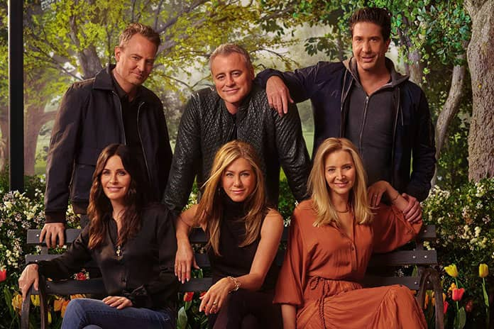 friends reunion a hit for hbo