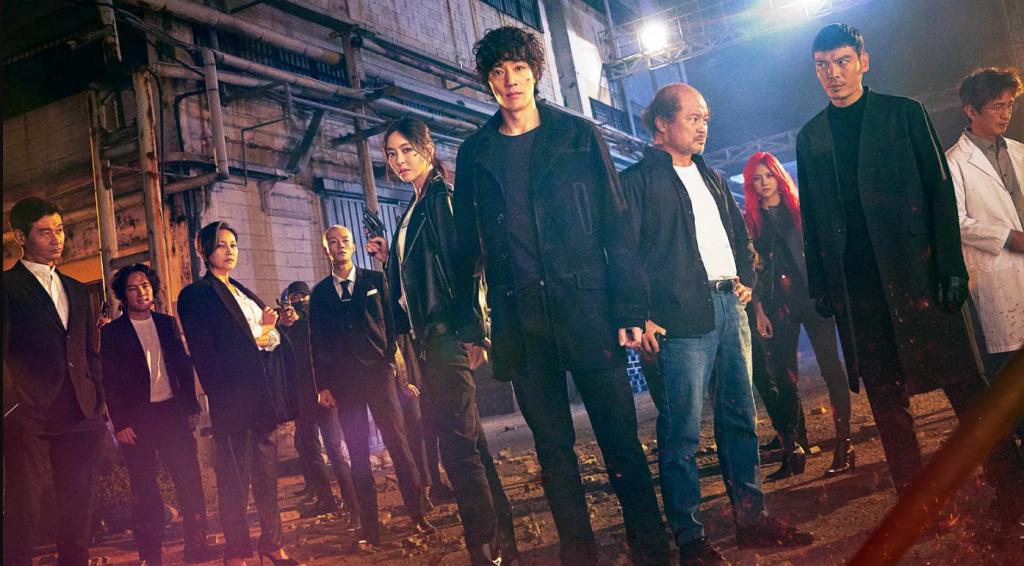 LUCA The Beginning - dramy koreańskie