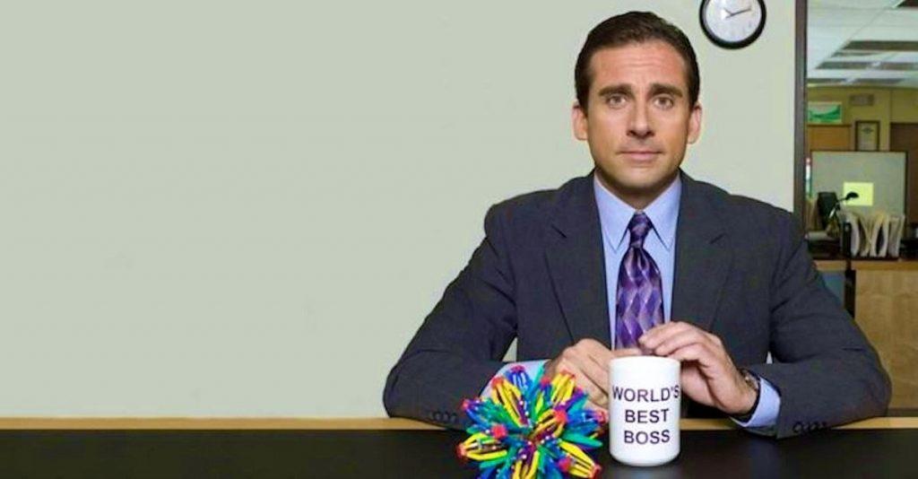 the office - najlepsze seriale satyryczne