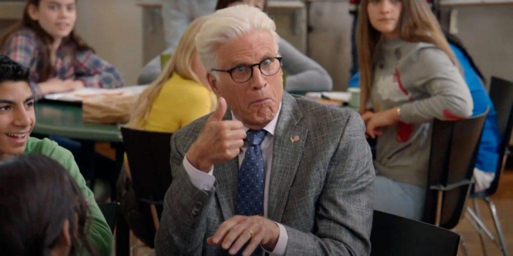 Mr. Mayor - seriale komediowe o pracy