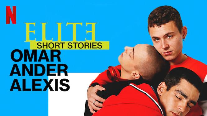 Szkoła dla elity krótkie historie  Omar Ander Alexis