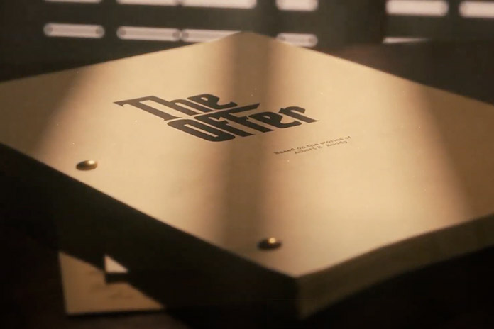 the offer tv series begins production