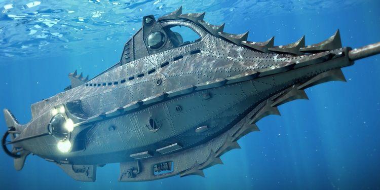 20000 leagues under the sea nautilus social
