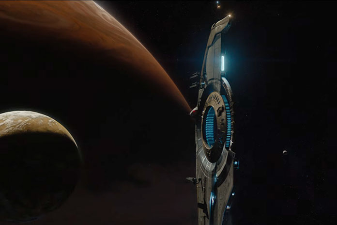 new trailer apples sci fi epic foundation