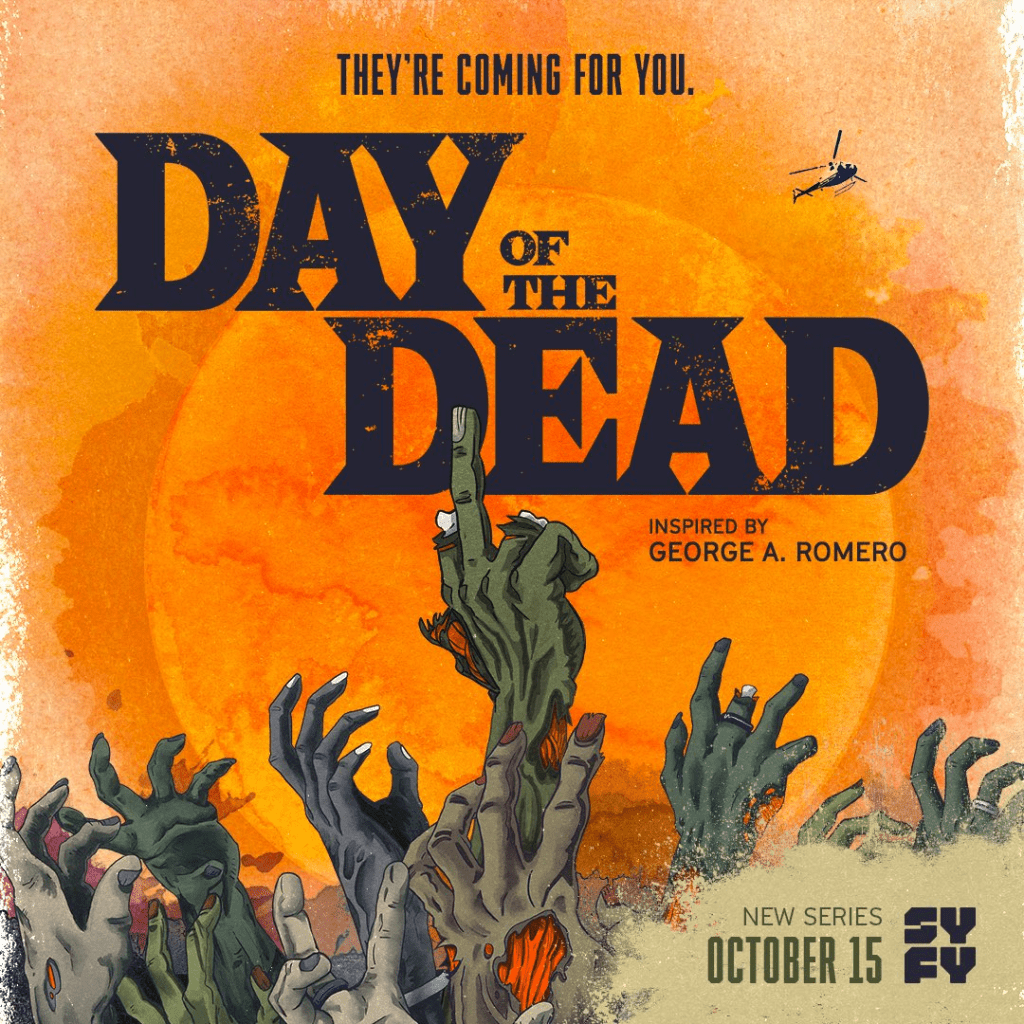syfy day of the dead tv