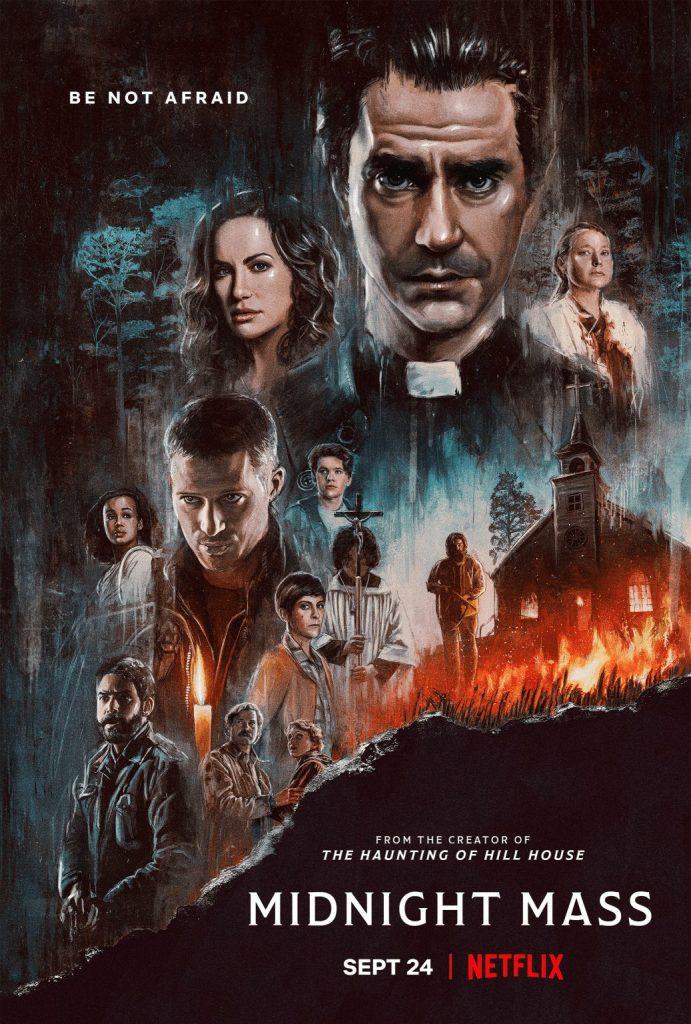midnight mass full size poster