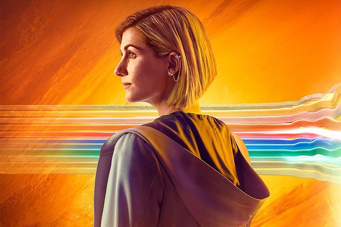 doctor who flux sets halloween premiere
