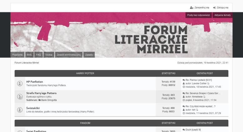mirriel.net