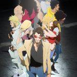 netflix anime series super crooks trailer